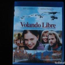 Cine: VOLANDO LIBRE - BLURAY COMO NUEVO. Lote 210425138