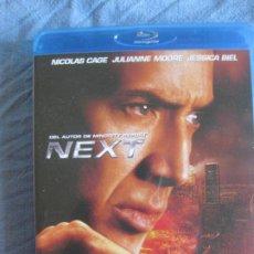 Cine: NEXT. NICOLAS CAGE. BLU RAY DISC CON EXTRAS.. Lote 210434012