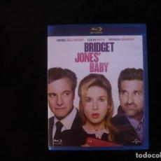 Cine: BRIDGET JONES BABY - BLURAY COMO NUEVO. Lote 210434995