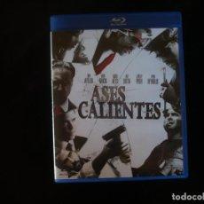 Cine: ASES CALIENTES - BLURAY COMO NUEVO. Lote 210435082