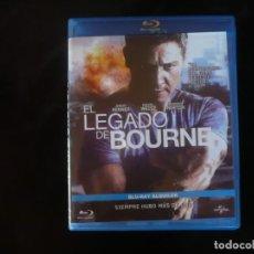 Cine: EL LEGADO DE BOURNE - BLURAY COMO NUEVO. Lote 210435112