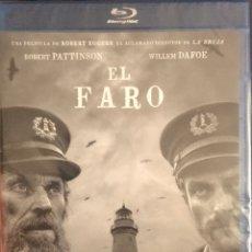 Cine: EL FARO BLU-RAY ROBERT PATTINSON. Lote 210454883