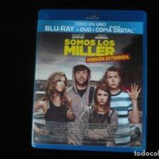 Cine: SOMOS LOS MILLER - CONTIENE SOLO EL BLURAY - BLURAY COMO NUEVO. Lote 210455106