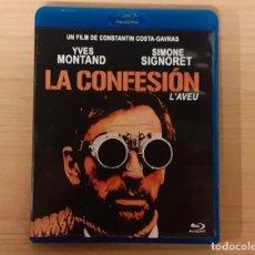 Cine: LA CONFESIÓN (L´AVEU) COSTA-GAVRAS, YVES MONTAND, SIMONE SIGNORET (MUY RARO). Lote 210455275