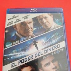 Cine: BLU RAY EL PODER DEL DINERO. Lote 210472506