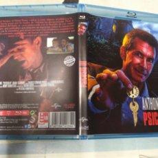 Cine: PSICOSIS III ANTHONY PERKINS BLU RAY DISC ORIGINAL. Lote 210479177