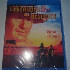 Cine: BLU-RAY - CENTAUROS DEL DESIERTO - NUEVO Y PRECINTADO. Lote 210519511