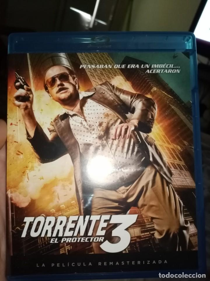 TORRENTE 3 EL PROTECTOR. (Cine - Películas - Blu-Ray Disc)