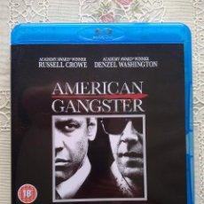 Cine: AMERICAN GANGSTER - DIRIGIDA POR RIDLEY SCOTT - EDICIÓN UK - AUDIO Y SUBTÍTULOS CASTELLANO. Lote 210625563