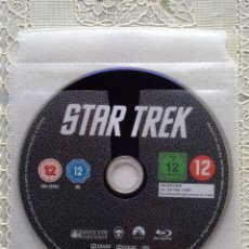 Cine: STAR TREK (2009) - SÓLO DISCO. Lote 210625771