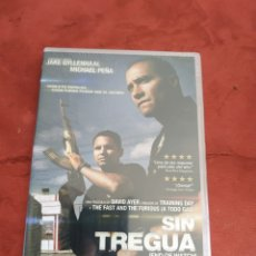 Cine: DVD SIN TREGUA PRECINTADO. Lote 210660604