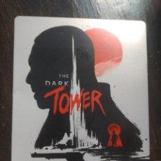 Cine: LA TORRE OSCURA - THE DARK TOWER. 2 BLU-RAY DISC. 2017. Lote 210676122