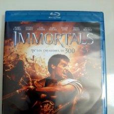 Cine: IMMORTALS - BLURAY - NUEVO Y PRECINTADO - HENRY CAVILL. Lote 210687690