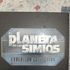 Cine: EL PLANETA DE LOS SIMIOS: EVOLUTION COLLECTION ( 7 BLU-RAY). Lote 210692377