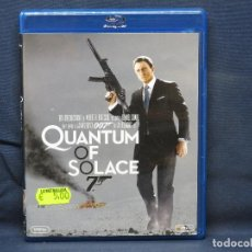 Cine: QUUANTUM OF SOLACE - 007 - BLU RAY. Lote 211404415