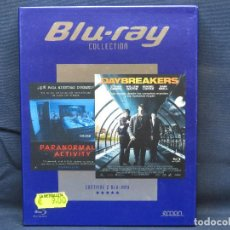 Cine: PARANORMAL ACTIVITY - DAYBREAKERS - BLU RAY. Lote 211404896
