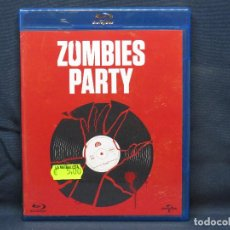 Cine: ZOMBIES PARTY - BLU RAY. Lote 211405762