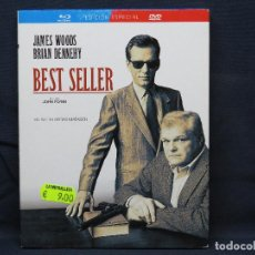 Cine: BEST SELLER - BLU RAY - DVD. Lote 211406756