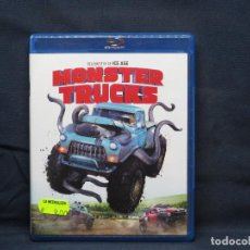 Cine: MONSTER TRUCKS - BLU RAY. Lote 211414825