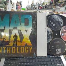 Cine: MÁS MAX ANTHOLOGY BLU-RAY DISC. Lote 211766347