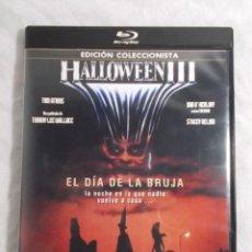 Cine: HALLOWEEN III EL DÍA DE LA BRUJA EDICIÓN COLECCIONISTA. Lote 212565798