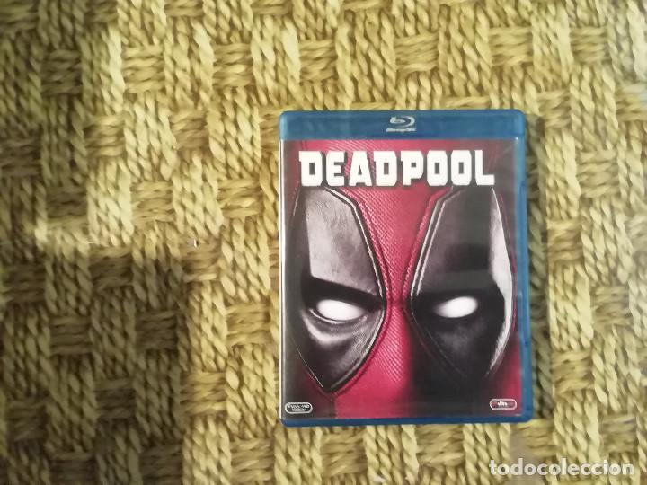DEADPOOL - BLU-RAY -(E4.2) (Cine - Películas - Blu-Ray Disc)