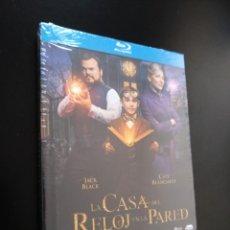 Cine: LA CASA DEL RELOJ EN LA PARED - DIGIBOOK - BLU-RAY. Lote 212643982
