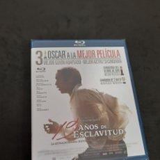 Cinéma: BR 11 12 AÑOS DE ESCLAVITUD-BLURAY NUEVO PRECINTADO. Lote 212837240