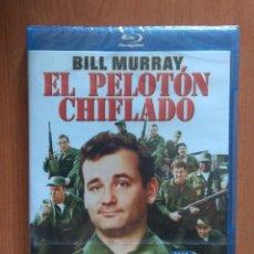 Cine: ENVIO INCLUIDO // BLU RAY EL PELOTON CHIFLADO. Lote 213257571