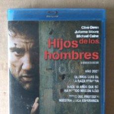 Cine: ENVIO INCLUIDO // BLU RAY HIJOS DE LOS HOMBRES. Lote 213259166