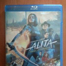 Cine: ENVIO INCLUIDO // BLU RAY ALITA ANGEL DE COMBATE. Lote 213262002