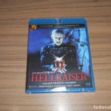 Cine: HELLRAISER EDICION ESPECIAL COLECCIONISTA BLU-RAY DISC NUEVO PRECINTADO. Lote 278202753