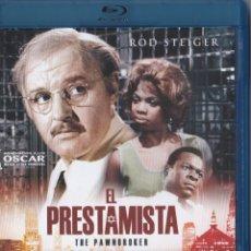 Cine: EL PRESTAMISTA [BLU-RAY] - ROD STEIGER / SIDNEY LUMET / GERALDINE FITZGERALD. Lote 213719455