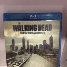 Cine: THE WALKING DEAD ( PACK 1-4 TEMPORADAS) BLURAY SEMINUEVO. Lote 213905025