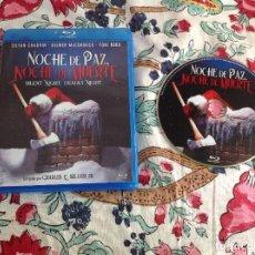 Cine: NOCHE DE PAZ NOCHE DE MUERTE BLURAY BLU RAY. Lote 245118675