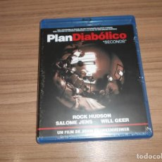 Cine: PLAN DIABOLICO SECONDS BLU-RAY DISC ROCK HUDSON NUEVO PRECINTADO. Lote 214910323