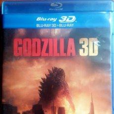 Cine: GODZILLA BLU RAY + 3D. Lote 215138588