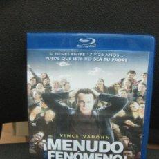 Cine: VINCE VAUGHN. MENUDO FENOMENO. BLU-RAY DISC CON EXTRAS.. Lote 217201546