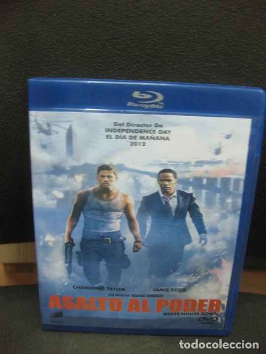 ASALTO AL PODER.. BLU-RAY DISC CON CARACTERISTICAS ESPECIALES. (Cine - Películas - Blu-Ray Disc)