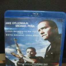 Cine: END OF WATCH. SIN TREGUA. JAKE GYLLENHAAL. MICHAEL PEÑA. BLU-RAY DISC. ESPECIAL FEATURES.. Lote 217202145