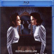 Cine: A TRAVÉS DEL ESPEJO (BLU-RAY DISC BD PRECINTADO) OLIVIA DE HAVILLAND. Lote 279453698