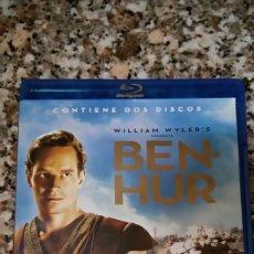 Cine: BEN HUR BLU RAY DISC. Lote 217956821