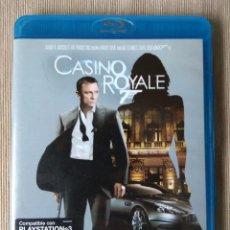 Cine: ENVIO INCLUIDO // BLU RAY CASINO ROYALE JAMES BOND 007. Lote 218641068