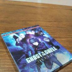 Cine: GHOST IN THE SHELL THE RISING EDICION COLECCIONISTA BD + DVD + DVD EXTRAS + LIBRO. Lote 218901535