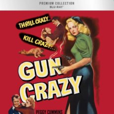 Cine: EL DEMONIO DE LAS ARMAS. (GUN CRAZY) EDICIÓN DE LUJO DE HMV. Lote 219029015