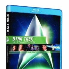 Cine: STAR TREK V - LA ÚLTIMA FRONTERA (BLU-RAY). Lote 219619650