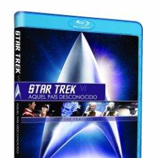 Cine: STAR TREK VI - AQUEL PAÍS DESCONOCIDO (BLU-RAY). Lote 219619893