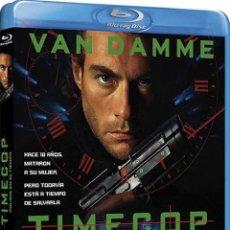 Cinema: TIMECOP (POLICIA EN EL TIEMPO) (BLU-RAY). Lote 219871407