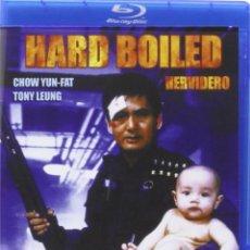Cinema: HARD BOILED (HERVIDERO) (BLU-RAY) (LAT SAU SAN TAAM). Lote 219871990
