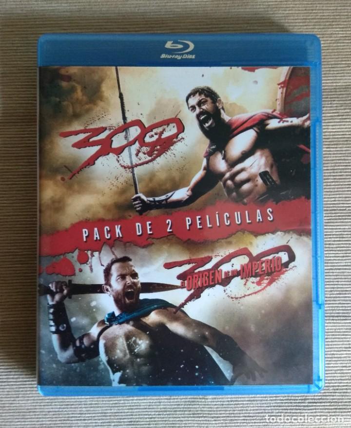 ENVIO INCLUIDO // BLU RAY PACK 300 Y 300 EL ORIGEN DE UN IMPERIO (Cine - Películas - Blu-Ray Disc)
